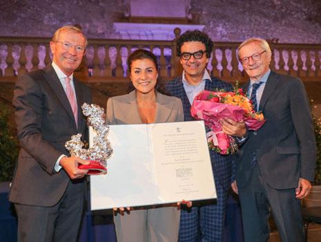 The Wolfgang Schüssel Award