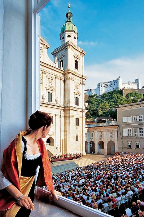 Salzburg's cultural venues